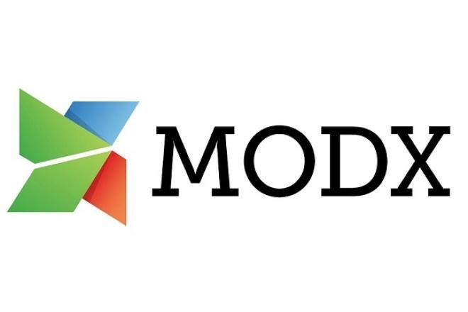 Доработаем ваш сайт на MODx 1 - kwork.ru