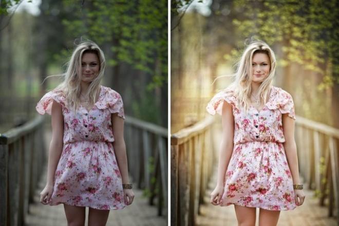 Обработаю 15 фотографий 1 - kwork.ru