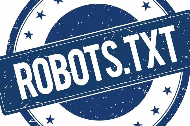 Создам правильные robots. txt + sitemap. xml на сайт 1 - kwork.ru