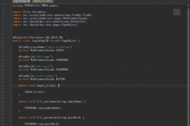Разработаю 5 автоматических тестов на java для сайтаСкрипты<br>Напишу тесты на Java и помогу настроить запуск тестов по графику (раз в сутки/10 минут/в час). Тесты запускаются на удаленном сервере, либо отправляются Вам в виде исходных классов.<br>