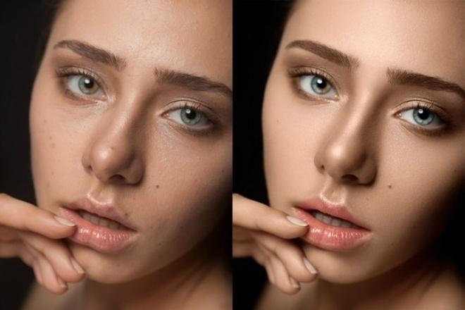 Профессиональная обработка изображений 1 - kwork.ru