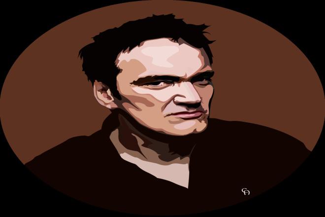 Нарисую векторный портрет по фото 1 - kwork.ru