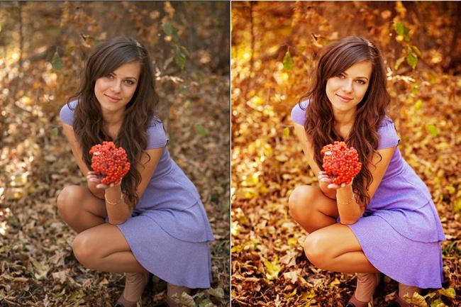 Обработаю 25 фотографийОбработка изображений<br>Обработаю 25 фотографий в зимнем, летнем, осеннем или весеннем стиле. Также свадебные фото и портреты.<br>