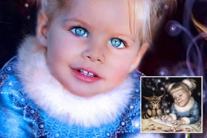 Цифровая модаФотомонтаж<br>Хотите порадовать ваших родных и близких? Фотомонтаж это отличный и оригинальный подарок, его можно подарить вашей родным, близким, друзьям, начальнику, коллеге. От вас нужна лишь фотография!<br>