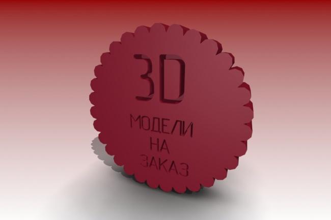 3D из чертежаФлеш и 3D-графика<br>Работы выполняются в Компас 3D В результате вы получите 3D модели деталей и сборок (исходники + .step). Для начала работы, выберите необходимый перечень услуг.<br>