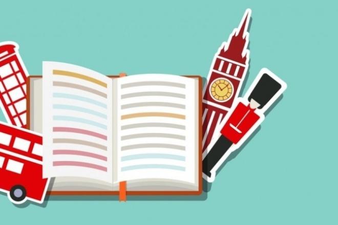 Переведу текст с английского языкаПереводы<br>Переведу любой текст, кроме стихов, с английского языка хорошим литературным русским языком. Качественно.<br>