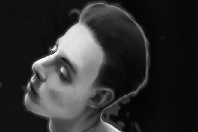 Рисую портрет по фото 1 - kwork.ru