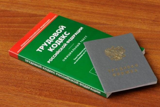 Оформлю работника на работу 1 - kwork.ru