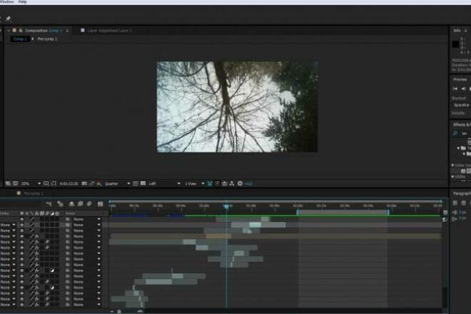 Могу смонтировать для вас видео разной сложности 1 - kwork.ru