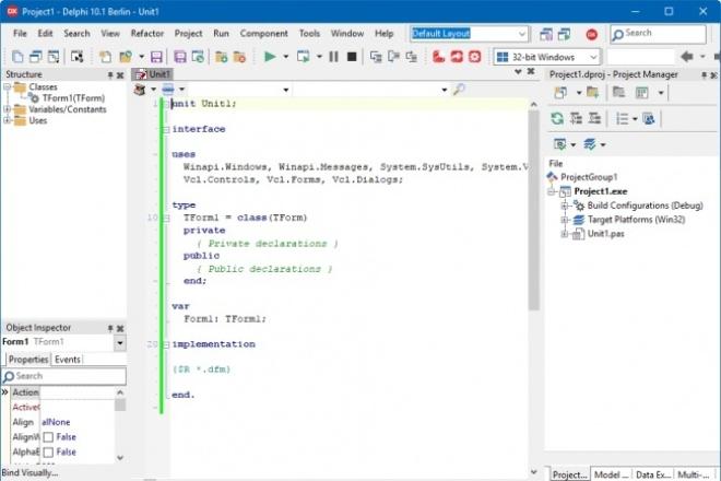 Напишу программу на DelphiПрограммы для ПК<br>Разработка небольших программ на Delphi любых версий. Решение задач по программированию. Оптимизация и поиск ошибок. Выполнение лабораторных работ.<br>