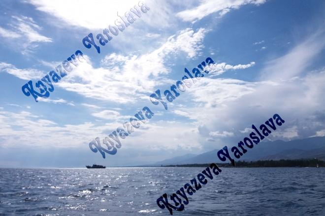 Защита фотографий от копирования - наложу водяной знак 1 - kwork.ru