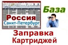 База магазинов одежды России 23 - kwork.ru