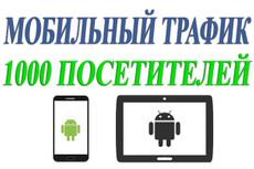 Англоязычный трафик на сайт - 3000 посетителей 12 - kwork.ru