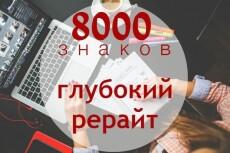 Транскрибация, перевод аудио или видео в текст 4 - kwork.ru