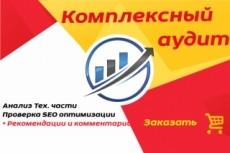 Аудит сайта по Skype 7 - kwork.ru