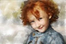 Нарисую портрет в стиле low poly 25 - kwork.ru