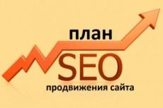 Напишем план продвижения Вашего сайта с подробными комментариями 13 - kwork.ru