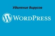 Перенесу Wordpress сайт на другой хостинг 24 - kwork.ru