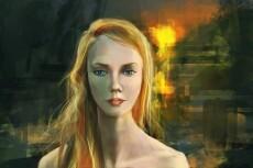 Нарисую портрет по фото 25 - kwork.ru