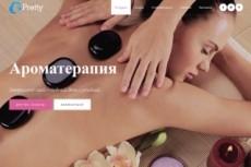 Создам сайт или блог на Wordpress под ключ 15 - kwork.ru