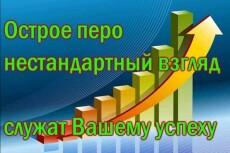 Текст рекламного материала - рассылка, презентация, кит, буклет 14 - kwork.ru