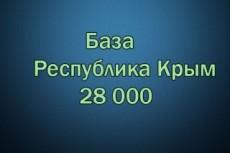 Соберу базу 2Гис и других ресурсов 41 - kwork.ru