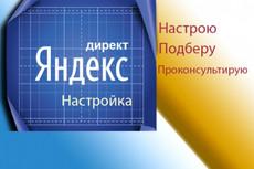 Создам и настрою рекламную кампанию в яндекс директ поиске и РСЯ 12 - kwork.ru