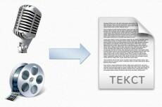 Набор текста с отсканированных или рукописных страниц 3 - kwork.ru