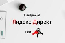 Настройка рекламы Яндекс Директ. 50 объявлений 20 - kwork.ru