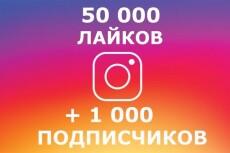 2000 просмотров + Бонус 150 лайков, 25 комментариев, 50 подписчиков 12 - kwork.ru