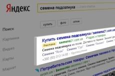 Профессиональная настройка Яндекс Директ. Гарантии при заказе под ключ 26 - kwork.ru