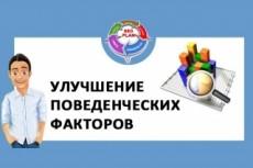 Сделаю продвижение сайта поведенческими факторами 16 - kwork.ru