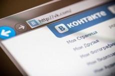 300 подписчиков на паблик Вконтакте, без ботов и программ 35 - kwork.ru
