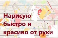 Нарисую эскиз на заказ 26 - kwork.ru