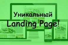Копия любых Landing Page 5 - kwork.ru