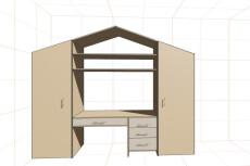 Создание 3D визуализации по ТЗ Конструирование интерьеров и мебели 9 - kwork.ru