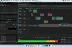 Обработка аудио 3 - kwork.ru