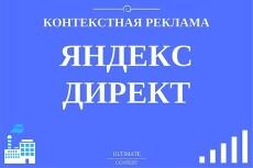 Настройка кампании в рекламной сети Яндекса - РСЯ 24 - kwork.ru