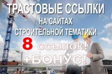 10 Отборных, жирных ссылок! +Текст и аватарка! тИЦ > 150000! addUrl! 7 - kwork.ru