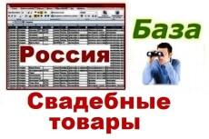 База клининговых компаний России 32 - kwork.ru