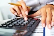 Заполнение налоговой декларации для плательщика единого налога Украина 8 - kwork.ru