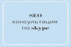 Научу SEO. SEO курсы по Skype 2 - kwork.ru