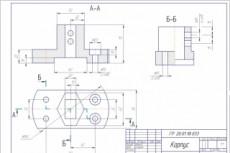 Разработаю или оцифрую чертежи любой сложности в AutoCAD 30 - kwork.ru