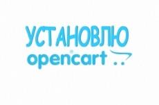 Сделаю сайт на OpenCart 23 - kwork.ru