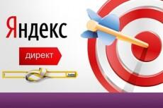 Контекстная реклама Яндекс Директ 21 - kwork.ru