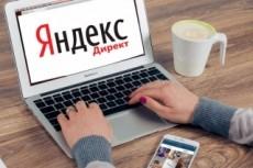 Создам качественно настроенную рекламную компанию в Яндекс Директ 20 - kwork.ru