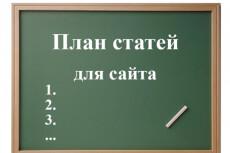 Наполню ваш сайт тематическим контентом 21 - kwork.ru