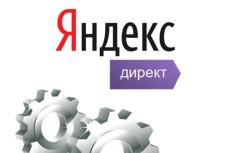 Настрою Яндекс. Директ + метрика и цели в подарок 20 - kwork.ru