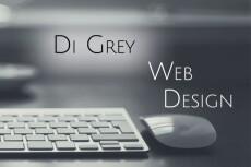 Создам дизайн одной страницы Вашего сайта 13 - kwork.ru