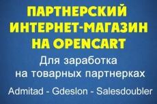 Скопирую и настрою любой лендинг 6 - kwork.ru